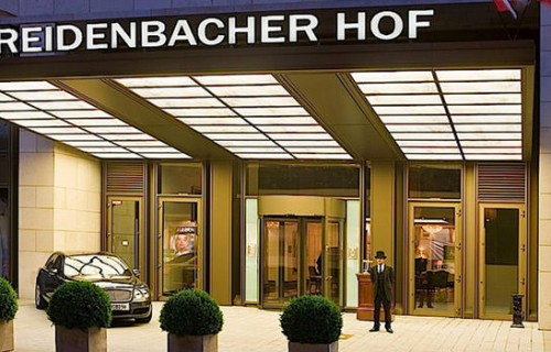 Breidenbacher Hof A Capella Hotel, Dusseldorf