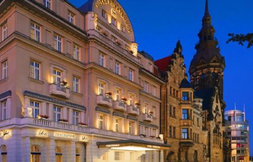 Hotel Fuerstenhof, Leipzig