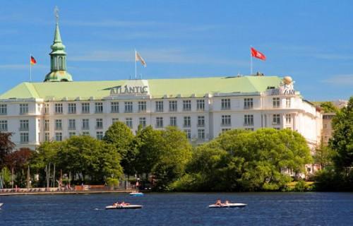 Kempinski Hotel Atlantic, Hamburg