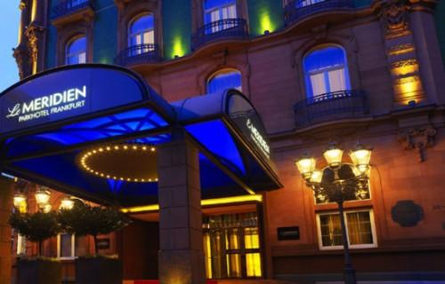 Le Meridien Parkhotel, Frankfurt