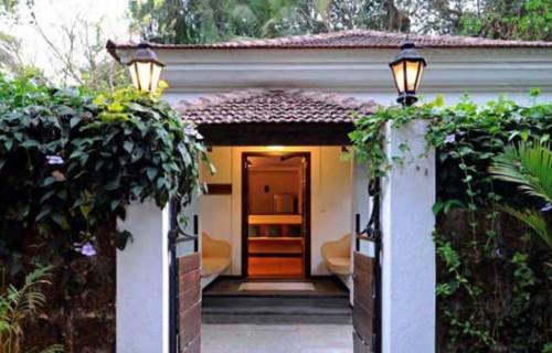 Aashyana Lakhanpal Hotel, Goa