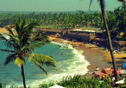 4 Days Cheap Honeymoon Package to Goa