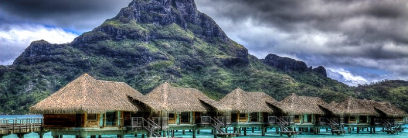 Bora Bora Honeymoon Place