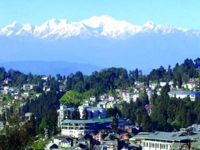 Darjeeling Island