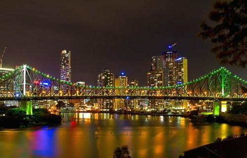 Romantic Places in Brisbane