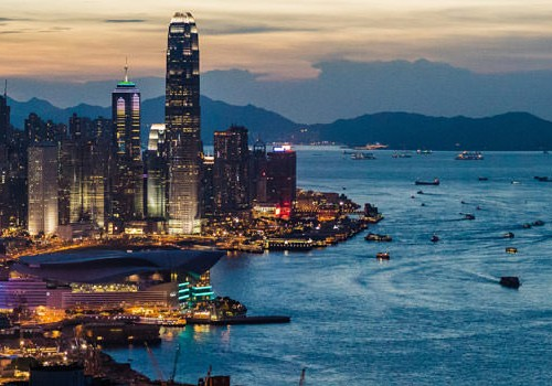 Hong Kong Super Saver 5 Nights Honeymoon Package