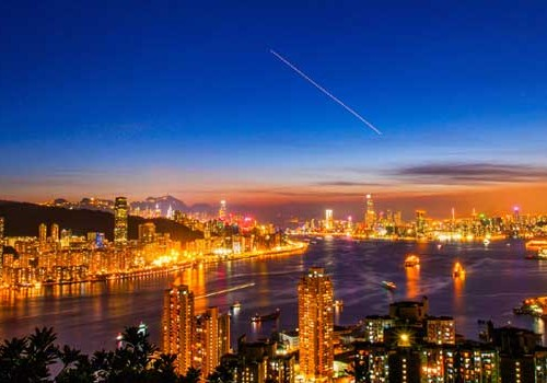 6 Days Enchanting Honeymoon in Hong Kong