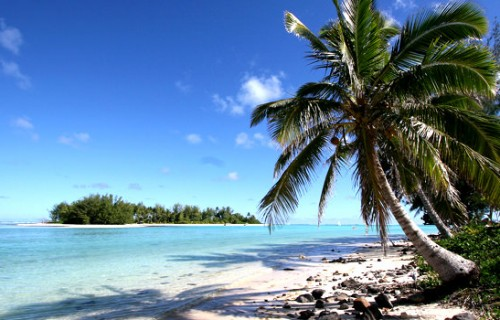 Romantic Places in Cook Islands