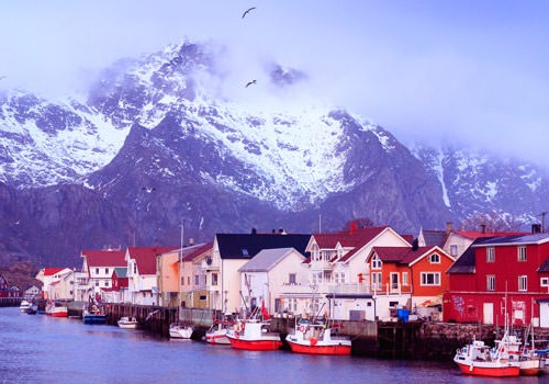 9 Nights Norway Romantic Hideaway Honeymoon Package