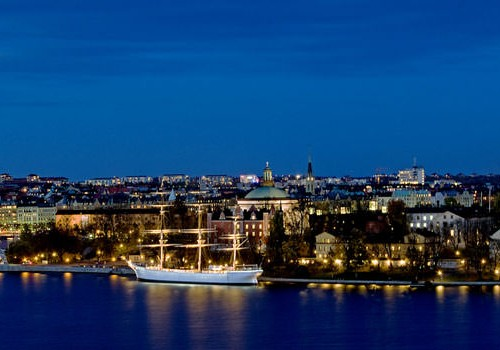The Golden Triangle of Scandinavia – Express Honeymoon Package