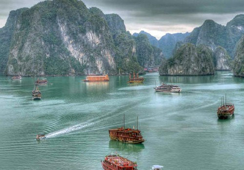 Honeymoon in Vietnam Tour 15 Nights Package