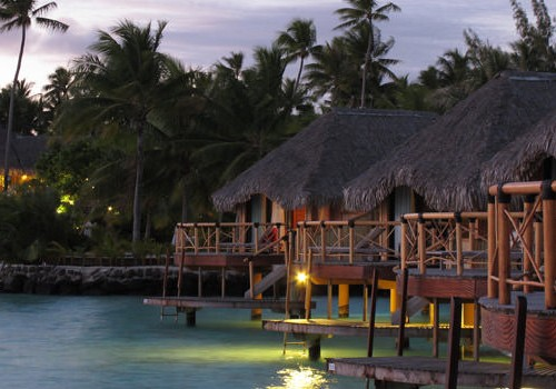 Bora Bora Honeymoon Package
