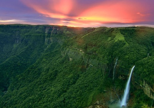 Romance in Meghalaya Honeymoon Package