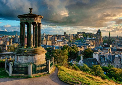 7 Nights London and Edinburgh Honeymoon Package