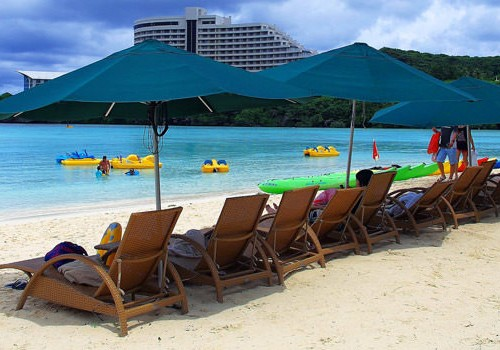 Guam 5 Nights and 6 Days Honeymoon Package