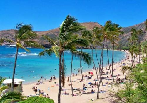 Romance in Hawaii 7 Days Honeymoon Package