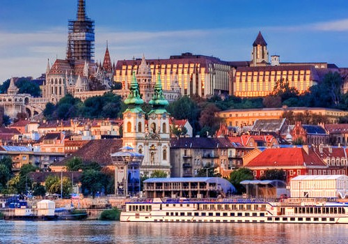 Cruising the Central Europe Honeymoon Package
