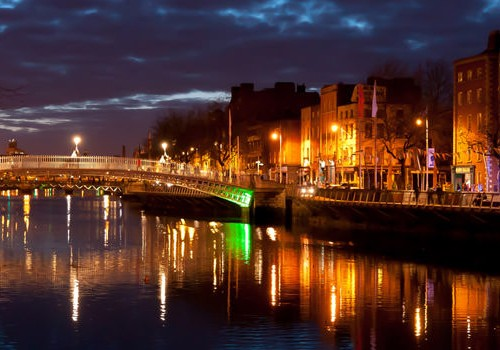 9 Days Fall in Love with Ireland Honeymoon Package