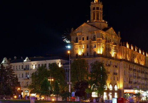 4 Nights Kiev Ukraine Honeymoon Package