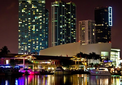 Miami Beach with Orlando Honeymoon Package
