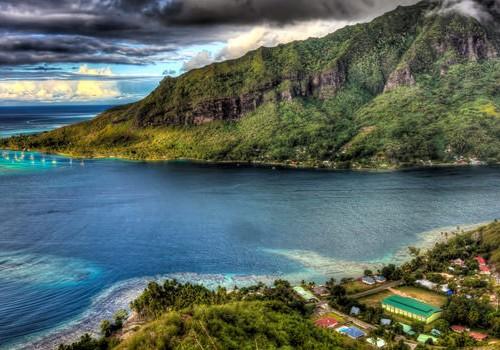 Tahiti and Moorea in One Week Honeymoon Package