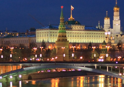 Two Capitals of Russia 7 Nights Honeymoon Package