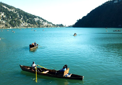 Nainital, Corbett and Mussoorie Romantic Tour Package