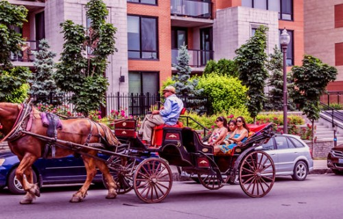 Romantic Things to do in Quebec