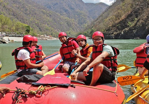 Splendours of Rishikesh and Mussoorie Honeymoon Package