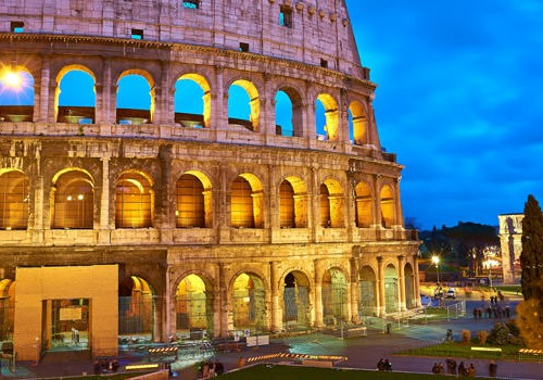 Best of Italy 5 Nights Honeymoon Package