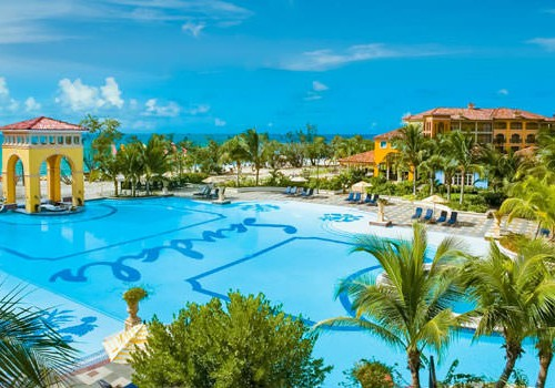 Jamaica Honeymoon Package at Sandals Whitehouse