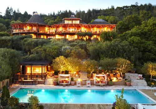 Napa Valley Honeymoon Package at Auberge du Soleil