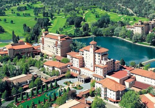 Colorado Winter Romantic Getaway at The Broadmoor