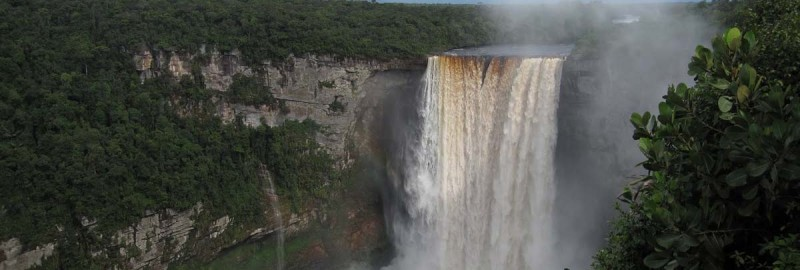 Guyana Honeymoon Place