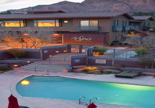 Andalusia Romance Package at Sedona Rouge Hotel Arizona