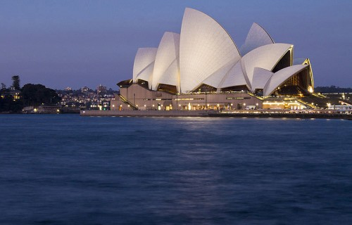Romantic Places in Sydney
