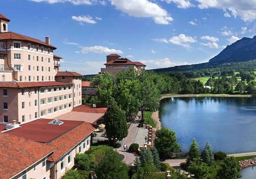 Colorado Summer Romantic Getaway at The Broadmoor