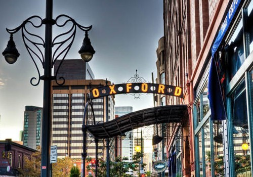 The Oxford Hotel Denver Romance Package