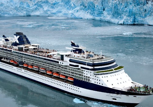 7 Nights Alaska Hubbard Glacier Cruise by Celebrity Cruises