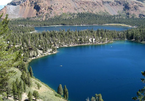 3 Days Romantic Getaway to Mammoth Lakes, Oakland and Fresno