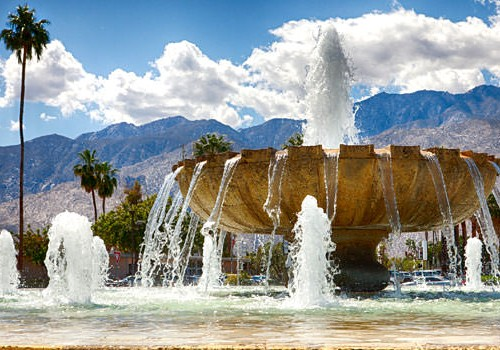 A Romantic Getaway to Palm Springs Tour Package