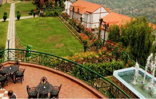 Hotel Kasauli Resort