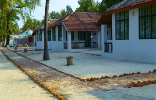 Kadmat Beach Resort