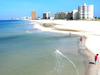 Panama City Beach Island