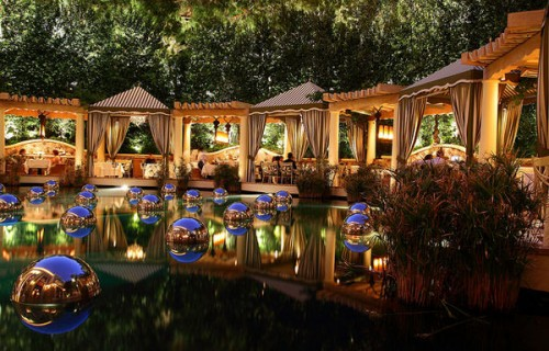 Top Romantic Restaurants in Las Vegas