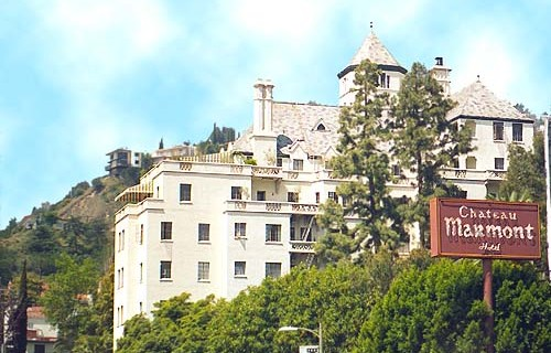 Chateau Marmont, Hollywood