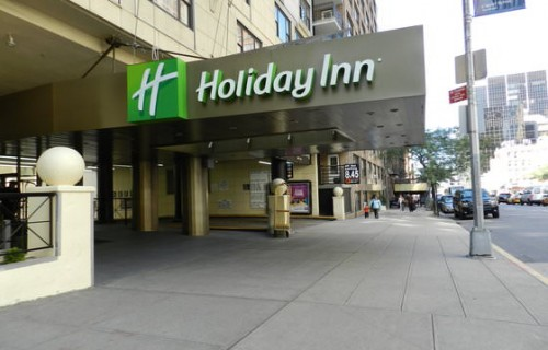 Holiday Inn, New York