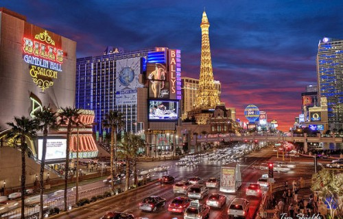 Top Romantic Places to Visit in Las Vegas