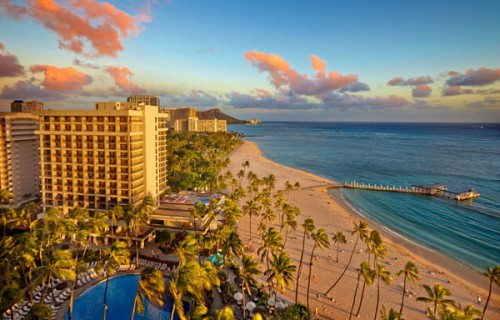 Hilton Hawaiian Village, Hawaii