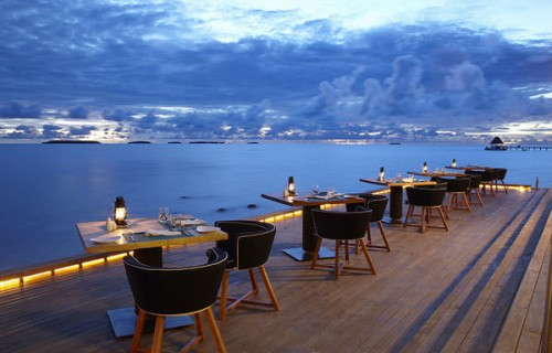 Best Romantic Restaurants in Maldives